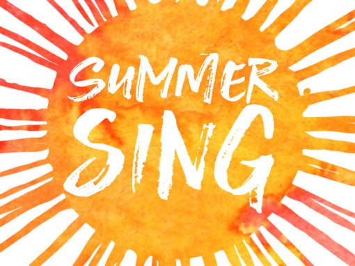 2017 Summer Sing